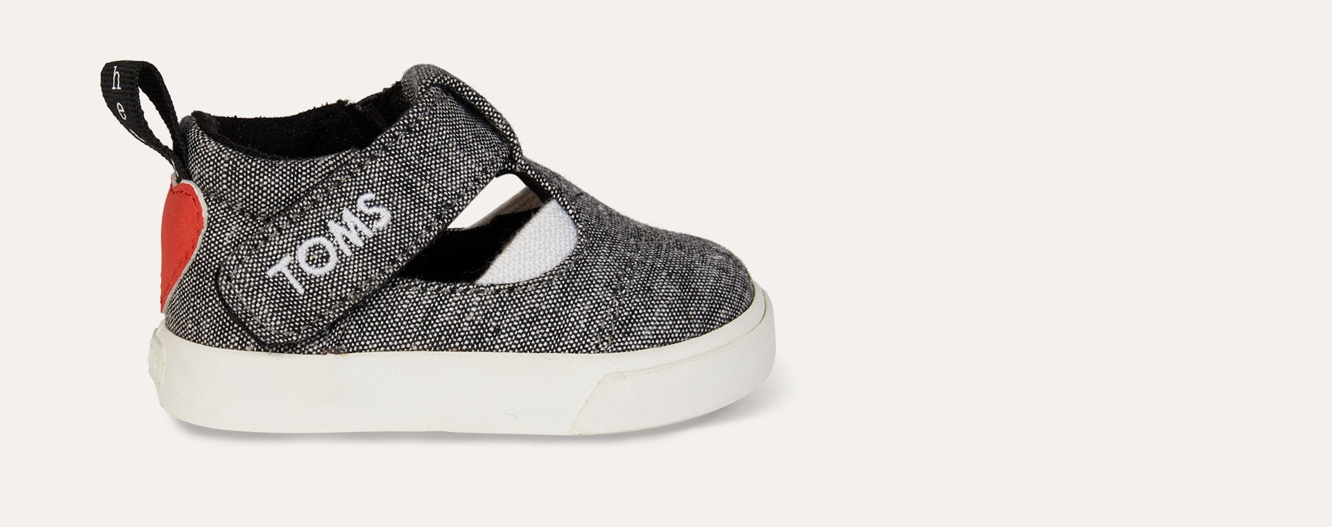 Chambray TOMS Joon Early Walkers