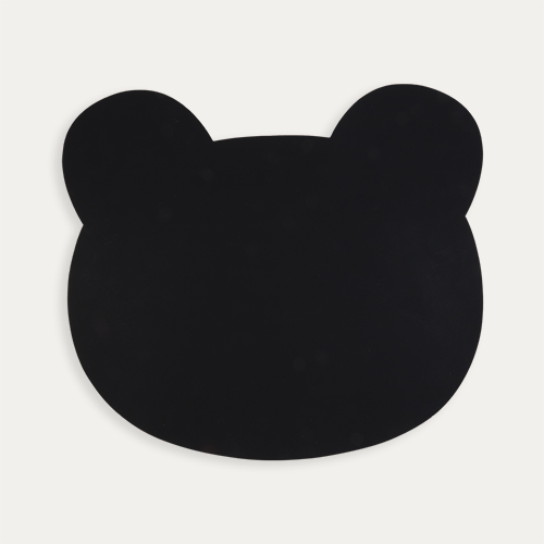 Black Liewood Aura Bear Placemat