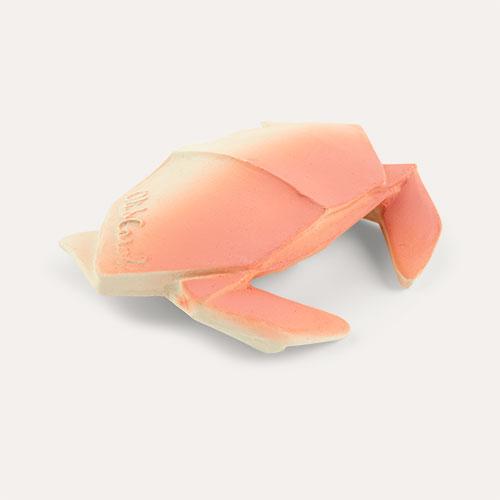 Red Oli & Carol H2Origami Crab