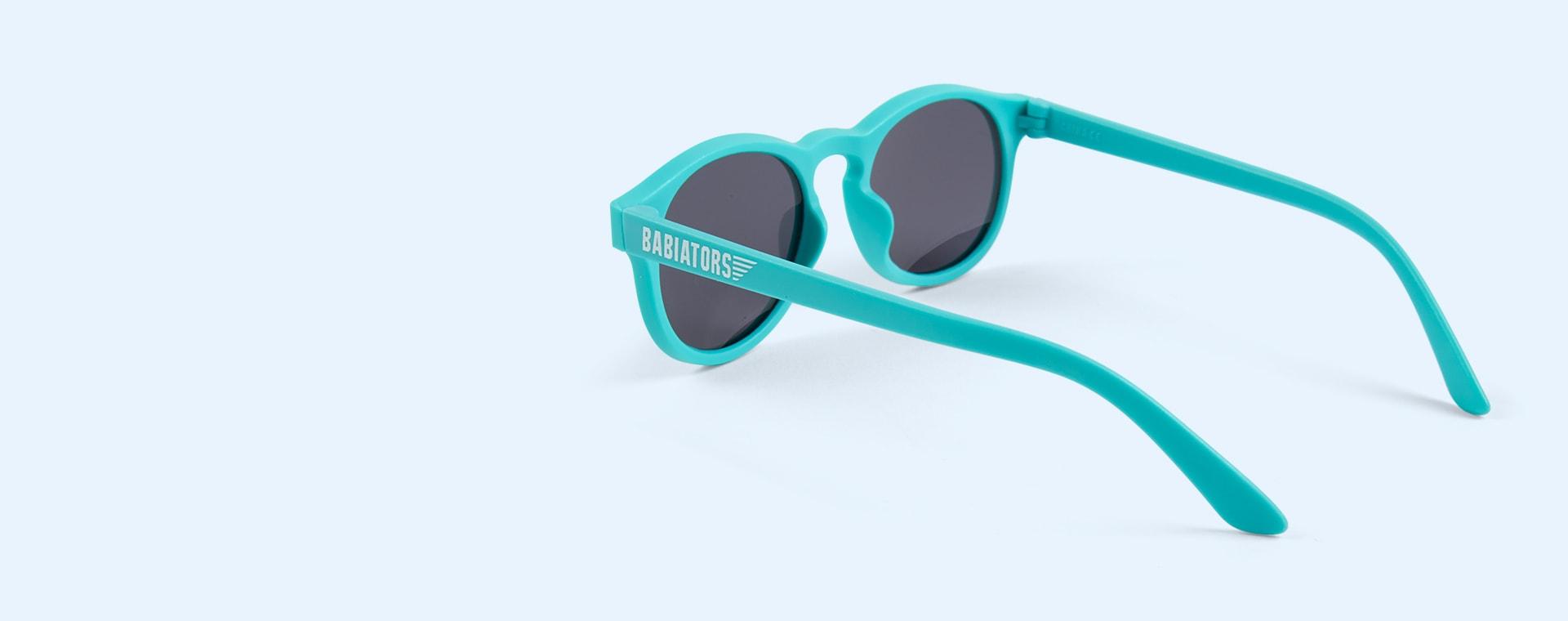 Totally Turquoise Babiators Limited Edition Keyhole Sunglasses