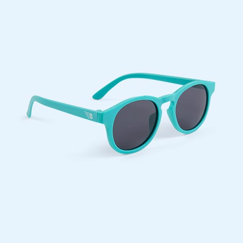 Totally Turquoise Babiators Limited Edition Keyhole Sunglasses