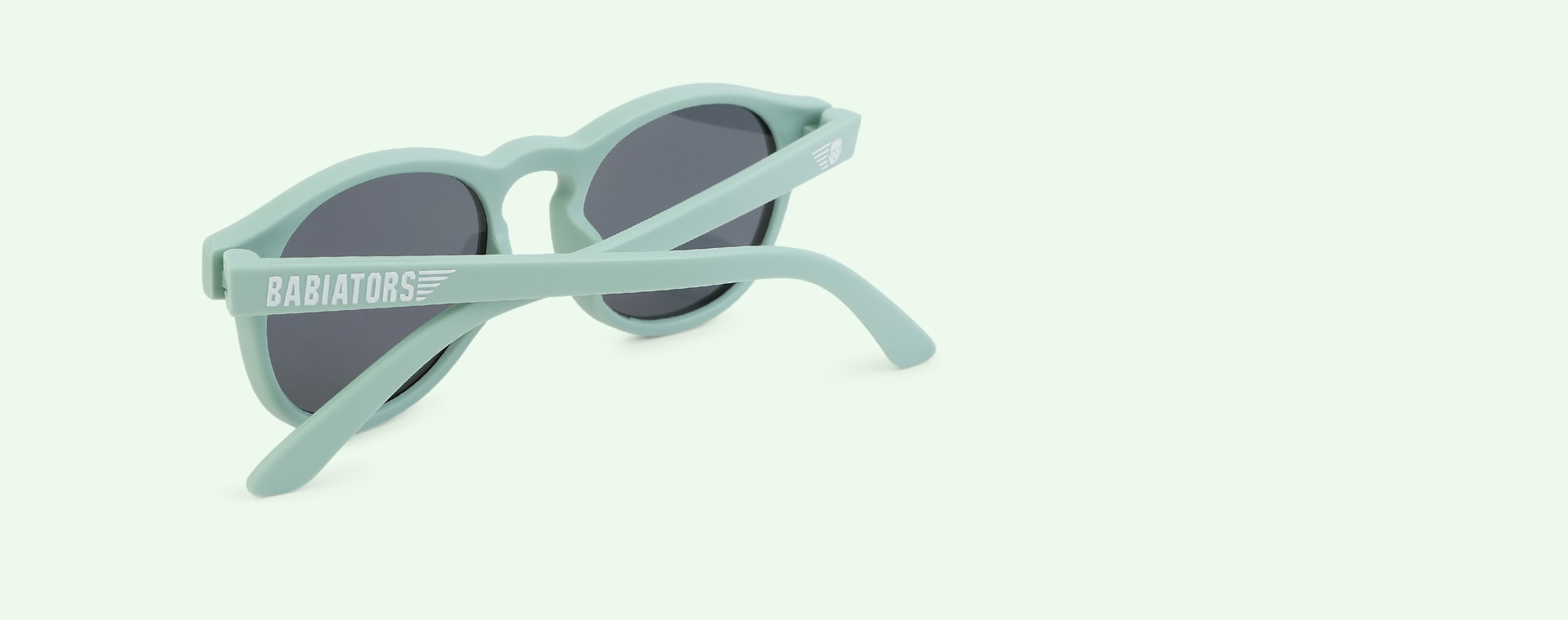 Mint to Be Babiators Keyhole Sunglasses