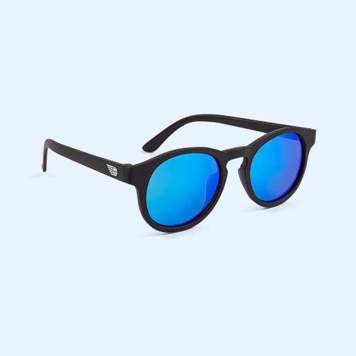 The agent Babiators Blue Series Keyhole sunglasses