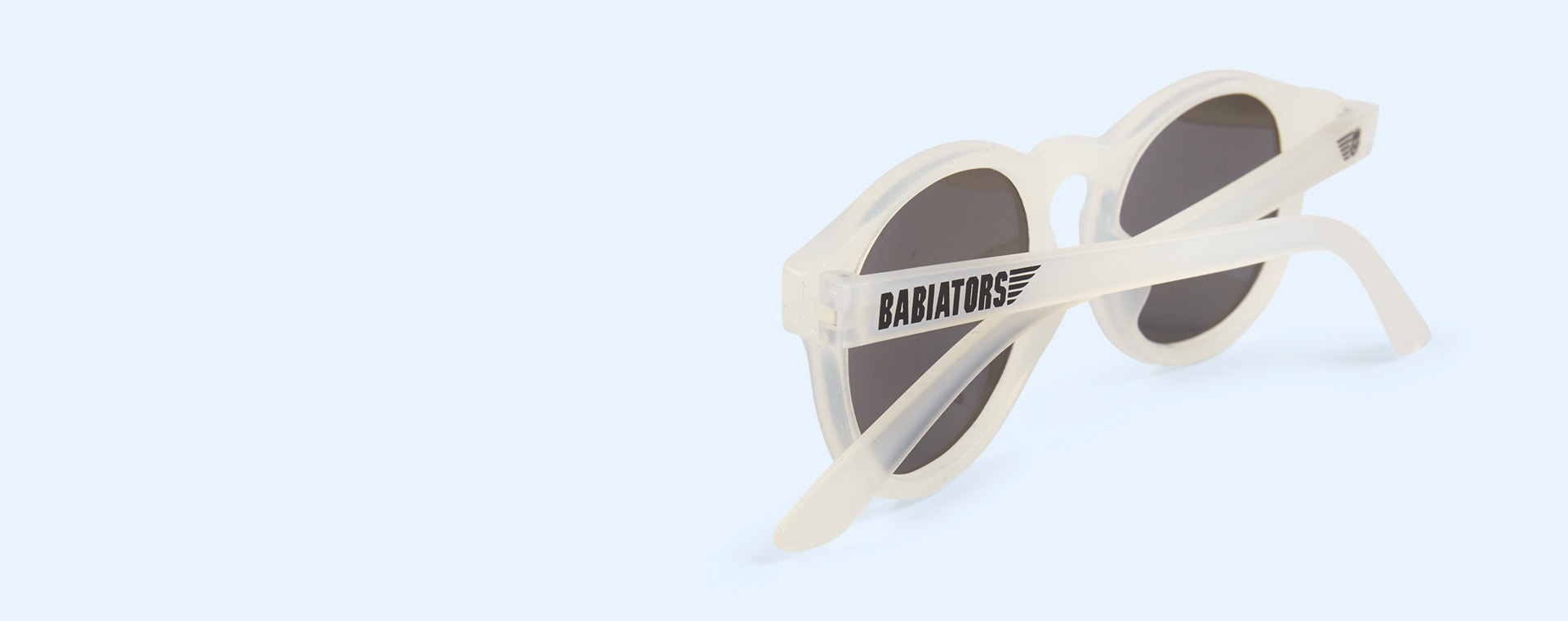The Jetsetter Babiators Blue Series Keyhole sunglasses
