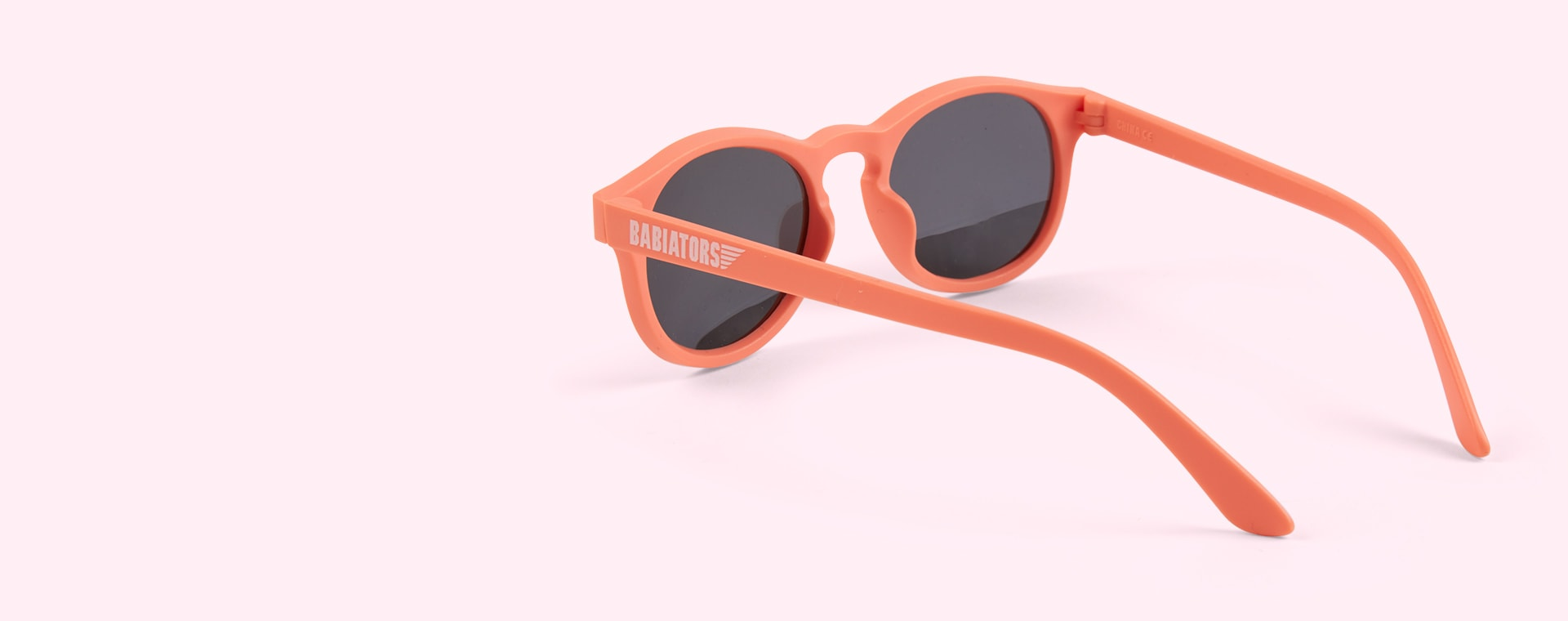 The Weekender Babiators Blue Series Keyhole sunglasses