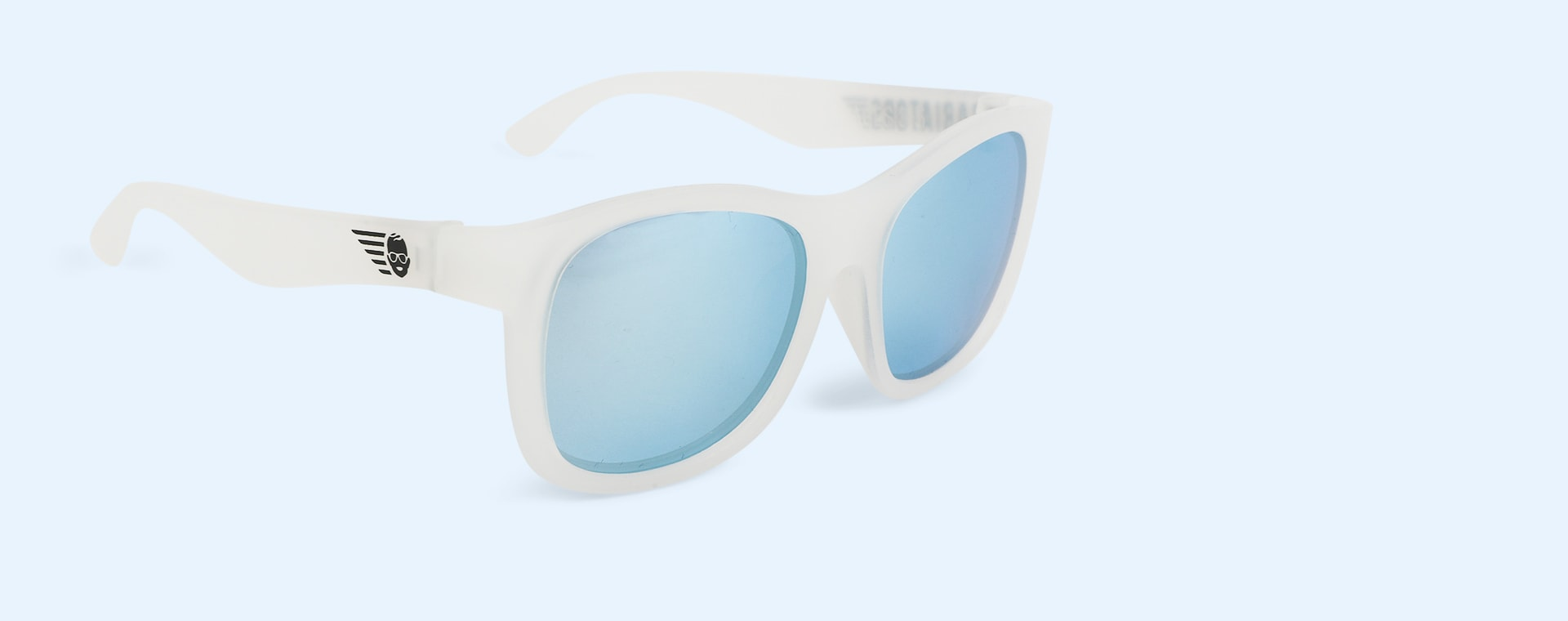 The Ice Breaker Babiators Blue Series Navigator Sunglasses