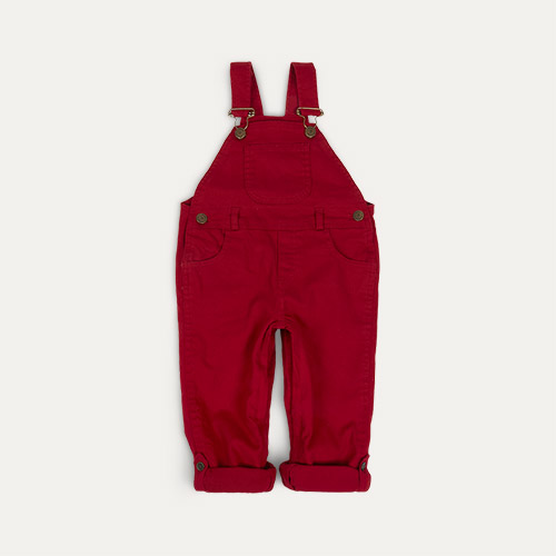 Red Dotty Dungarees Dungarees