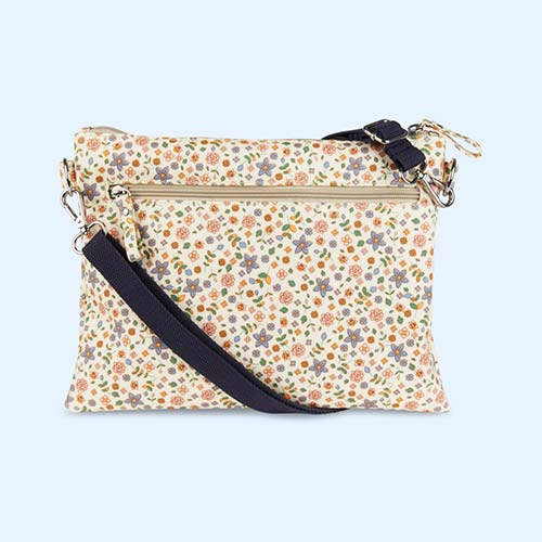 Busy Bees Pink Lining Mum On The Run Bag