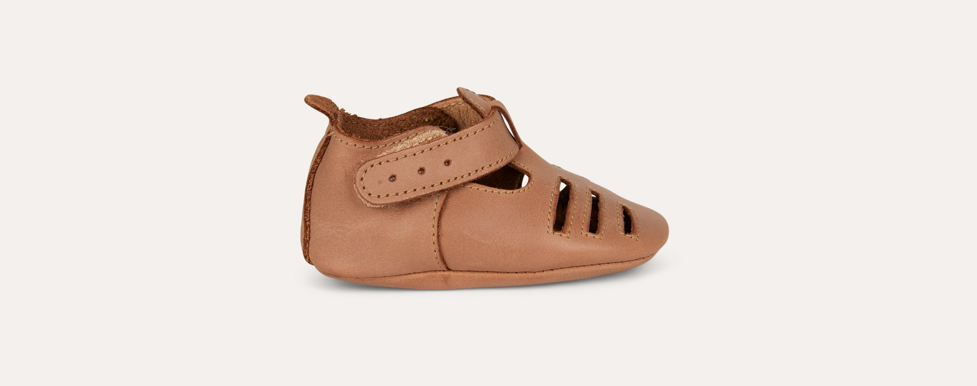 Toffee Bobux Chase Soft Sole