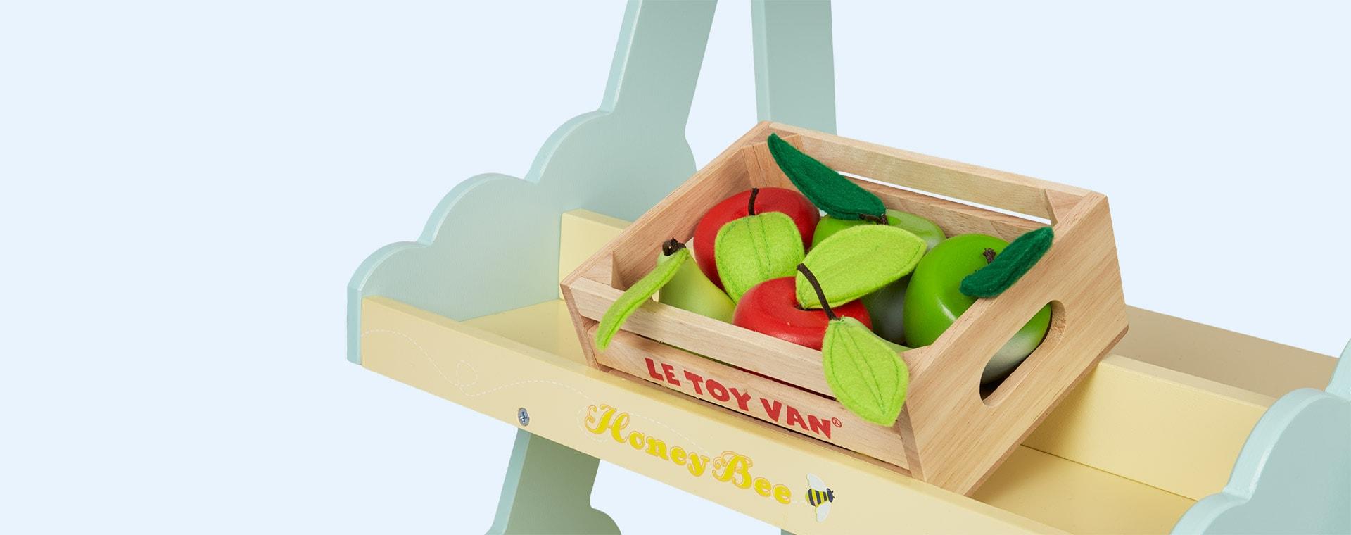 Multi Le Toy Van Honeybee Market