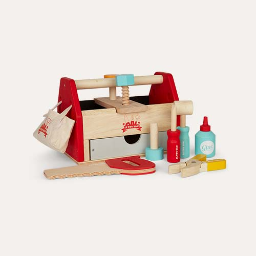 Multi Le Toy Van Tool Box