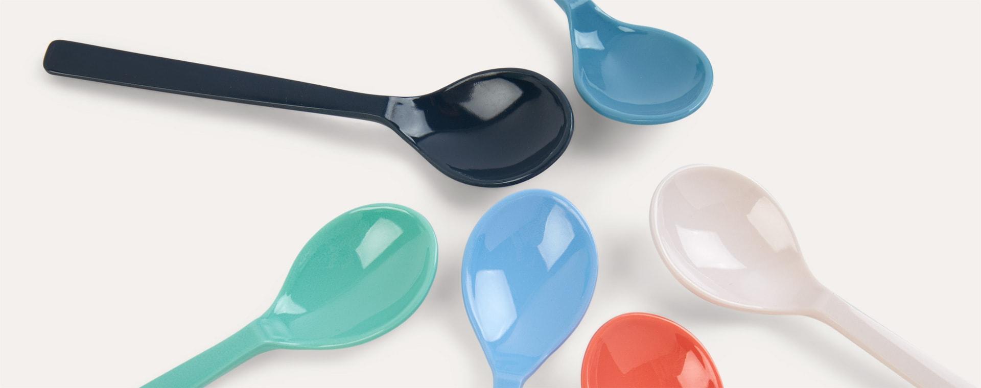 Spoons Rice Melamine Cutlery 6 Pack