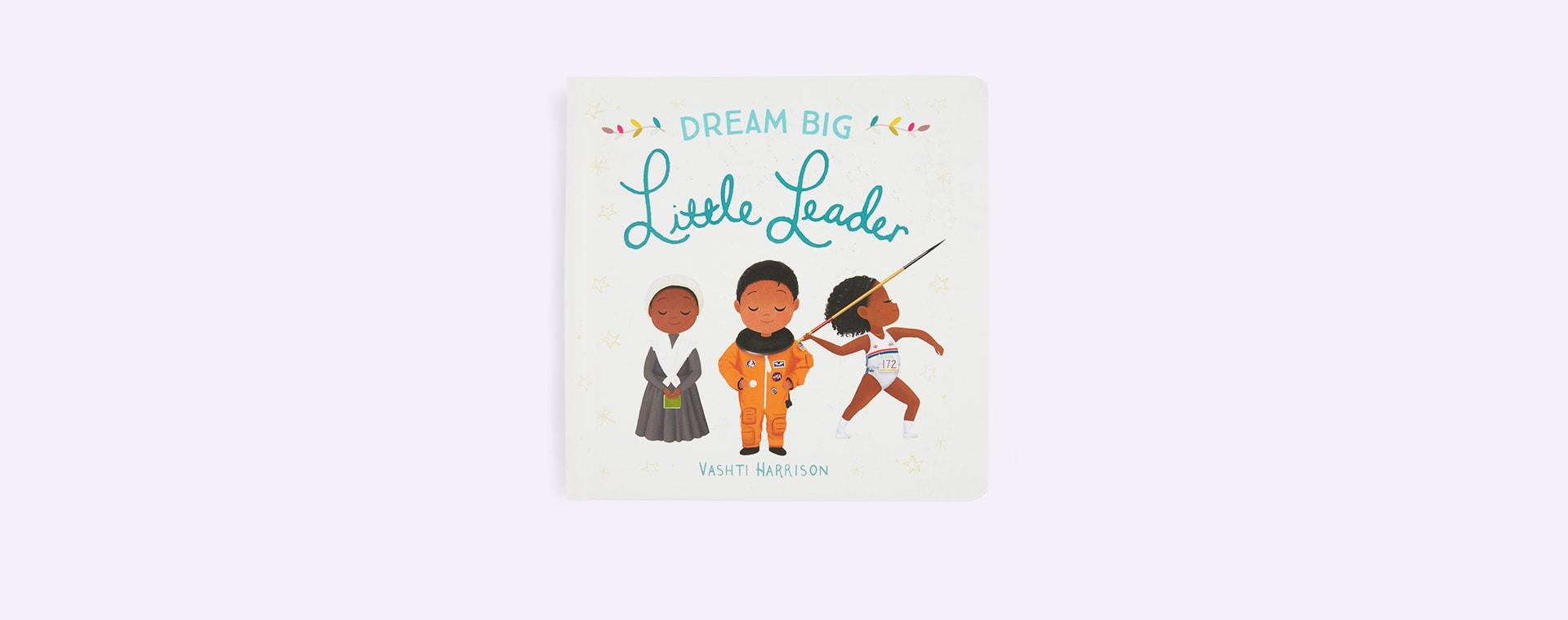 Multi bookspeed Dream Big, Little Leader
