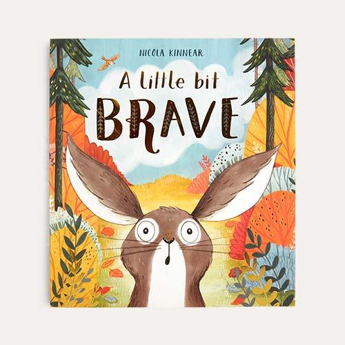 Multi bookspeed A Little Bit Brave