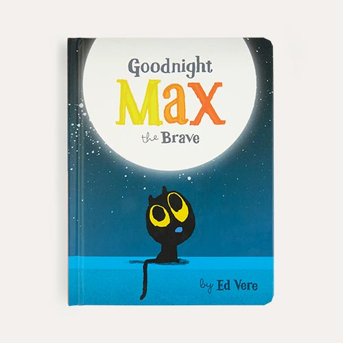 Multi bookspeed Goodnight, Max the Brave