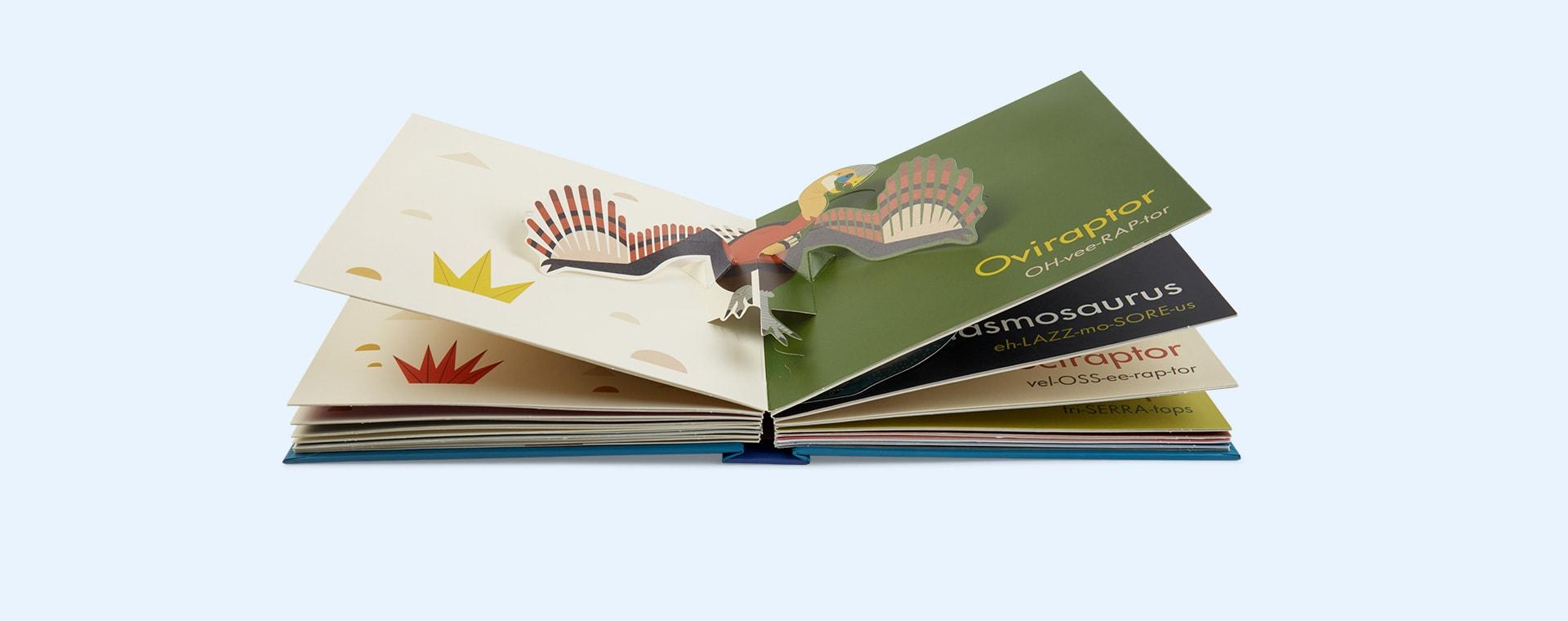Blue bookspeed My First Pop Up Dinosaurs: 15 Incredible Pop Ups