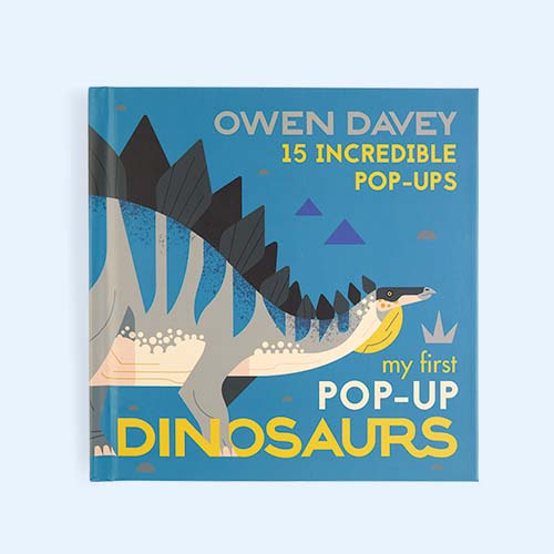 Blue bookspeed My First Pop Up Dinosaurs: 15 Incredible Pop Ups