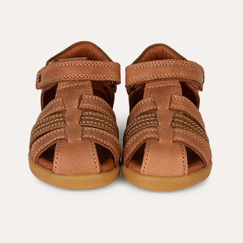 Caramel Bobux I-Walk Roam Closed Sandal
