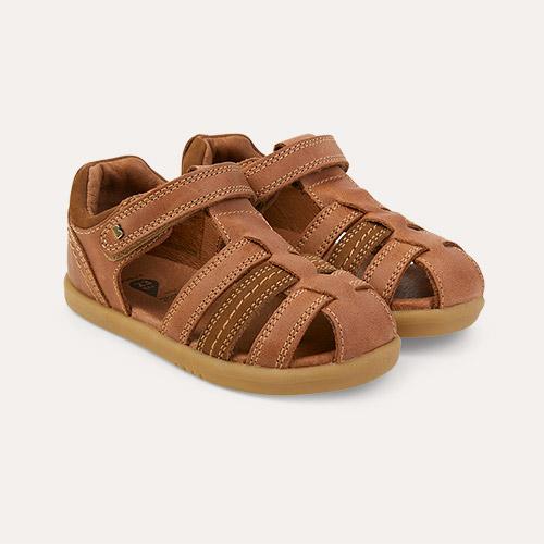 New Caramel Bobux I-Walk Roam Closed Sandal