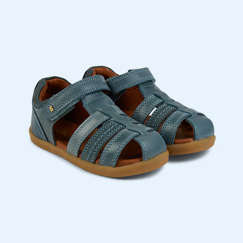 Slate Bobux I-Walk Roam Closed Sandal