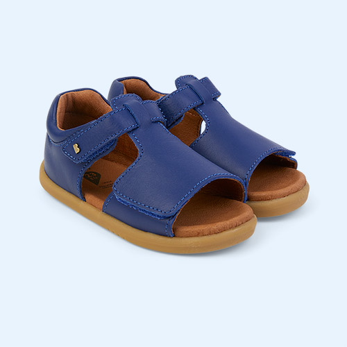 Blueberry Bobux I-Walk Mirror Open Sandal