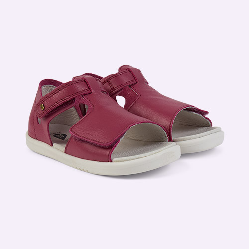 Raspberry Bobux I-Walk Mirror Open Sandal