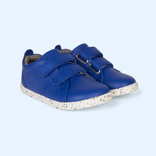 Sapphire Bobux I-Walk Grass Court Casual Shoe