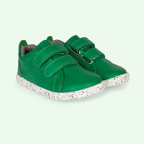 Emerald Bobux I-Walk Grass Court Casual Shoe