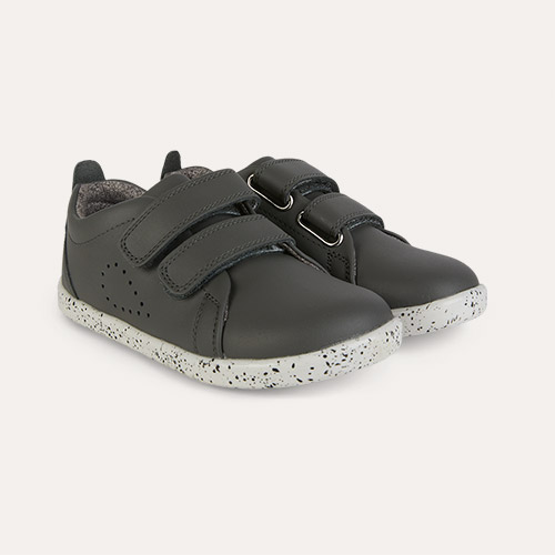 Smoke Bobux I-Walk Grass Court Casual Shoe
