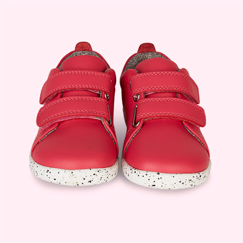 Watermelon Bobux I-Walk Grass Court Casual Shoe