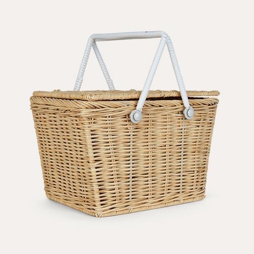 Straw Olli Ella Piki Basket