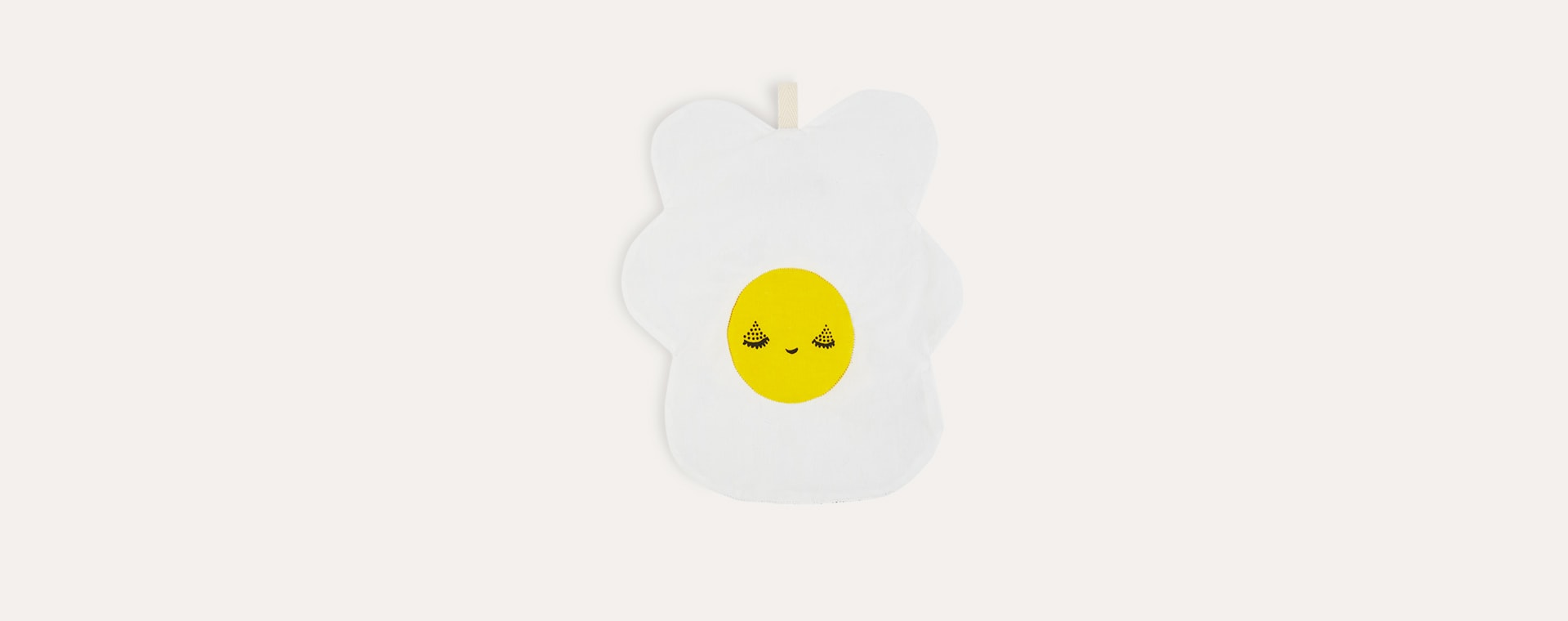 Egg Wee Gallery Organic Cotton Crinkle Toy