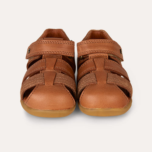 Caramel Bobux Step Up Roam Closed Sandal