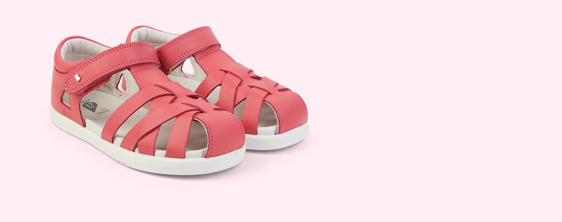 Guava Bobux Kid+ Tropicana Sandal