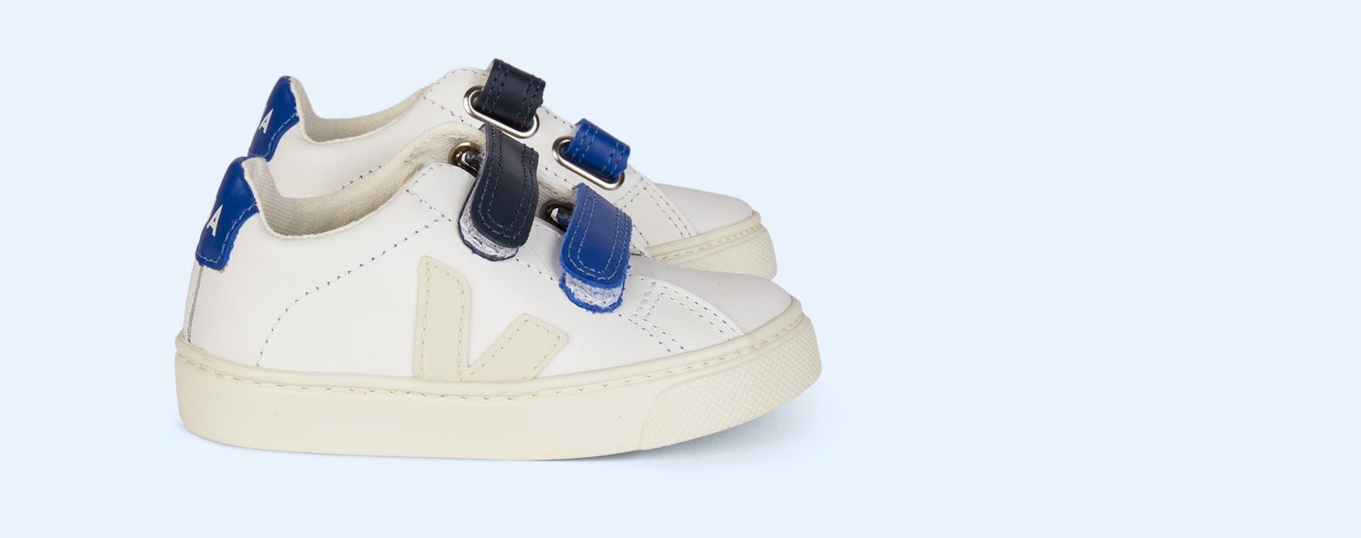 Pierre Blue Veja Esplar Small Velcro Trainer