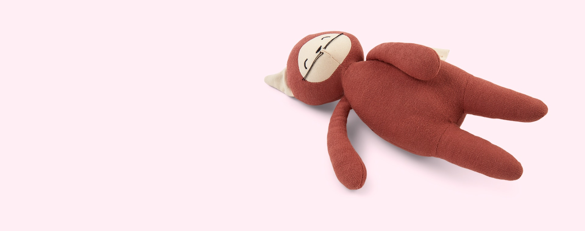 Fox - Clay Fabelab Buddy Soft Toy