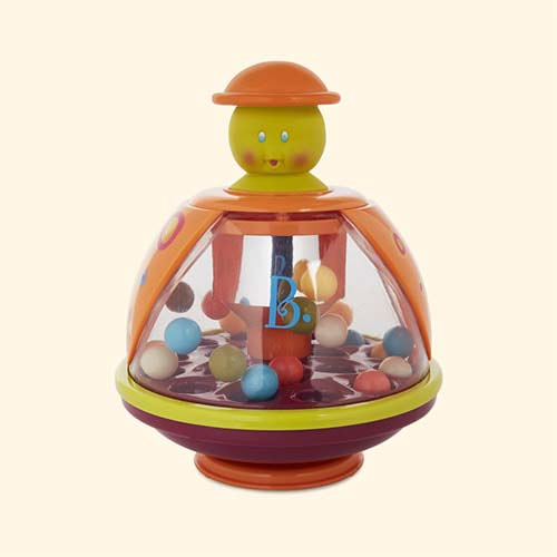Multi B. Toys Poppitoppy Spinning Top Toy