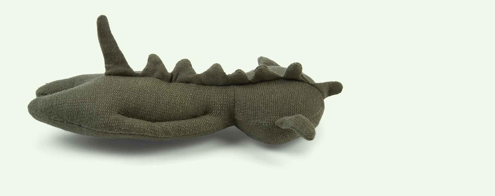 Dragon Fabelab Soft Rattle