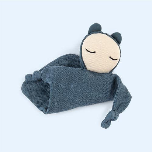 Blue Spruce Fabelab Cuddle Doll Comforter