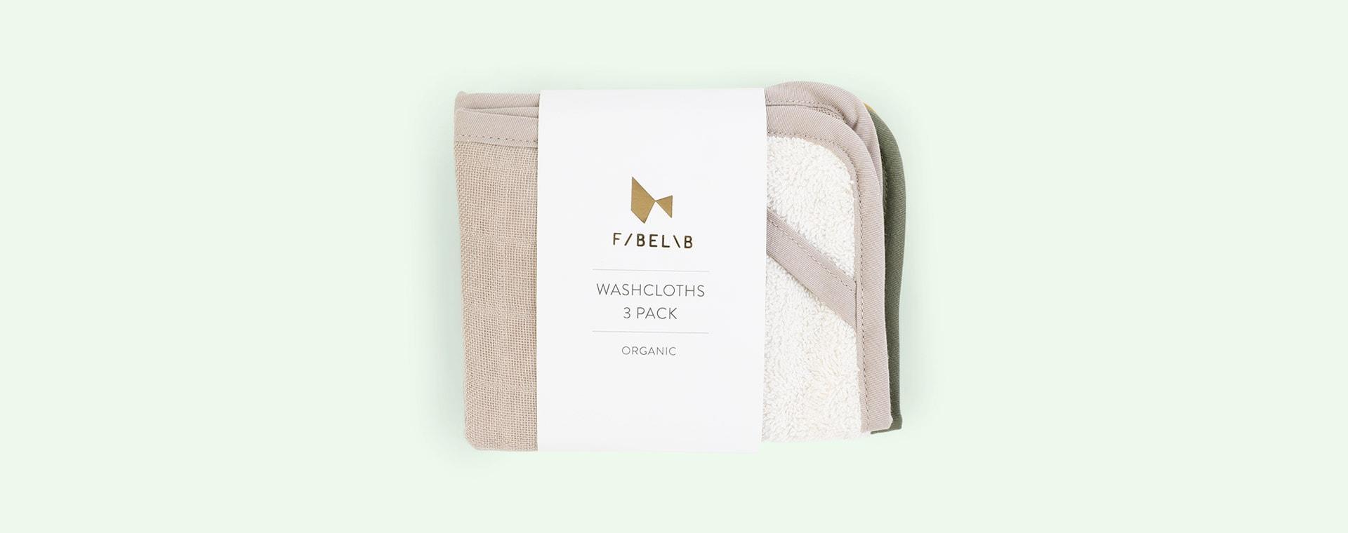 Olive Garden Fabelab 3-Pack Washcloth