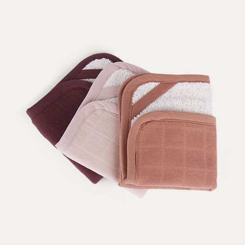 Berry Fabelab Washcloth 3 Pack