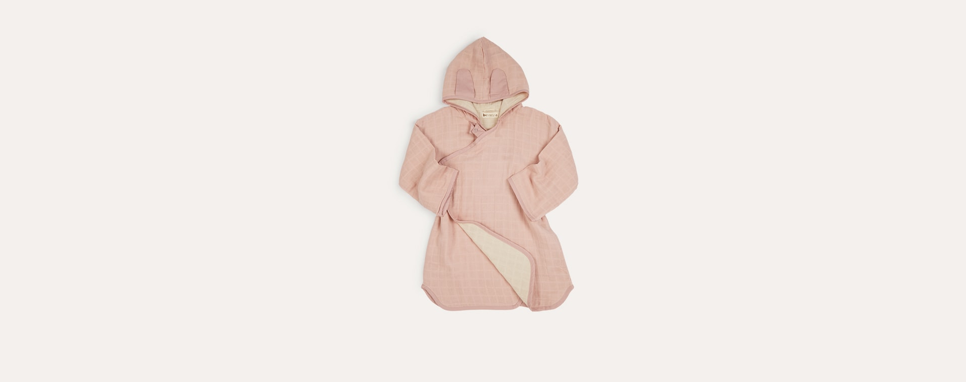 Mauve Fabelab Bathrobe