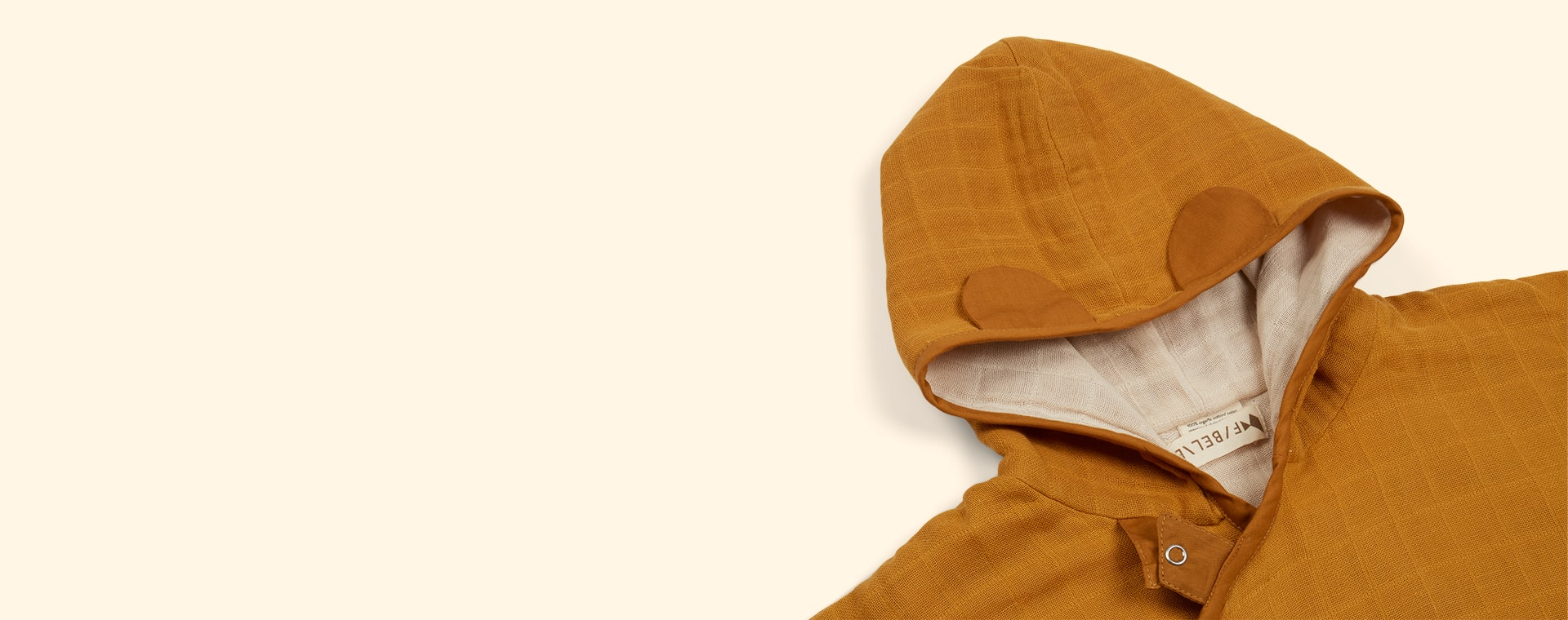 Ochre Fabelab Bathrobe