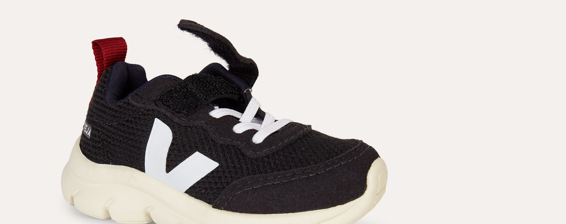 Black White Veja Gorilla Trainer