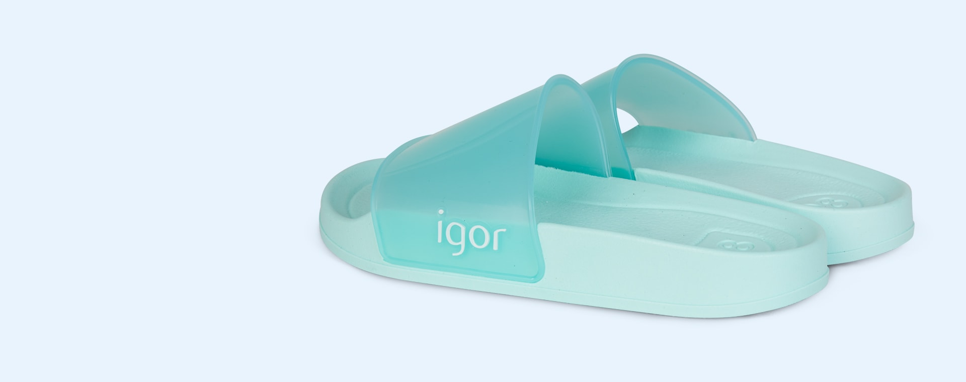 Aquamarina igor Beach Cristal Sliders