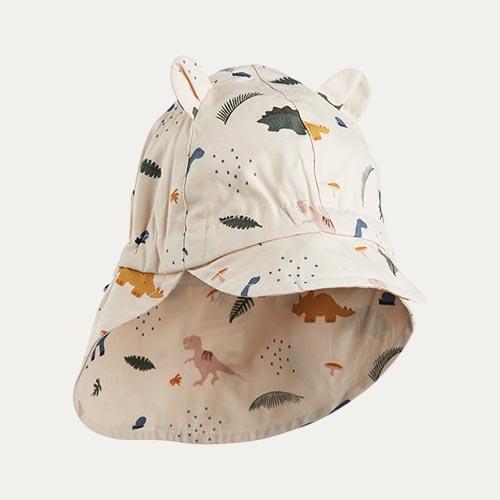 Dino Mix Liewood Gorm Sun Hat