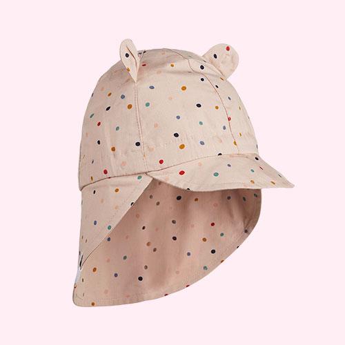 Confetti Mix Liewood Gorm Sun Hat