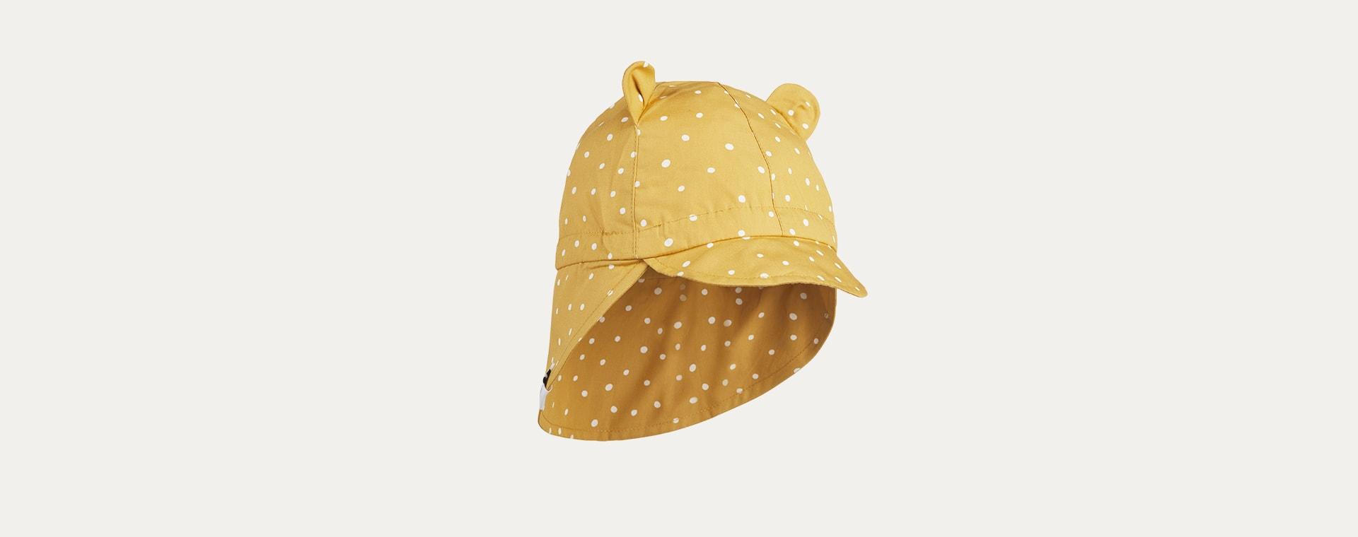 Confetti Yellow Mellow Liewood Gorm Sun Hat