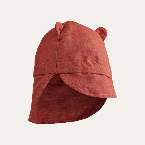 Rust Liewood Eric Sun Hat