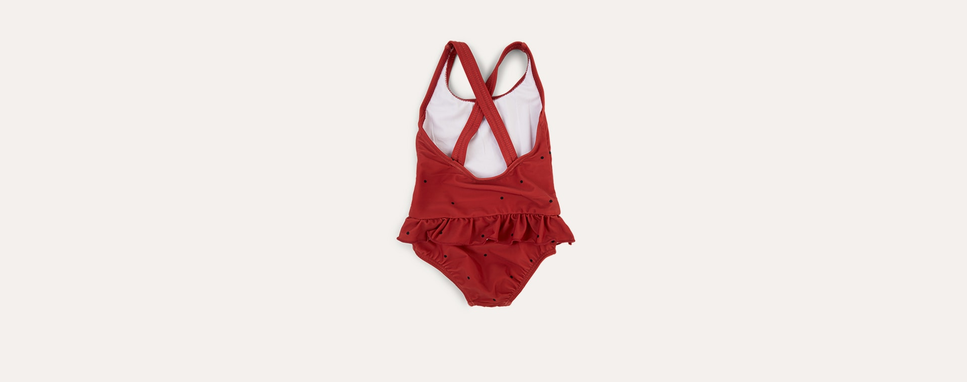 Rust Dot Liewood Amara Swimsuit